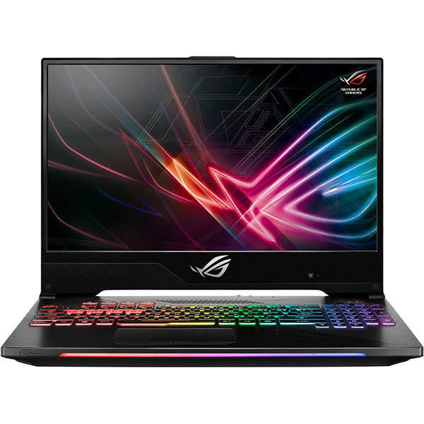 "Laptop Gaming Asus Rog Strix Hero Ii Gl504gm-es198, Intel Core I5-8300h Pana La 4.0ghz, 15.6"" Full Hd, 8gb, Hdd 1tb + Ssd 128gb, Nvidia Geforc..."