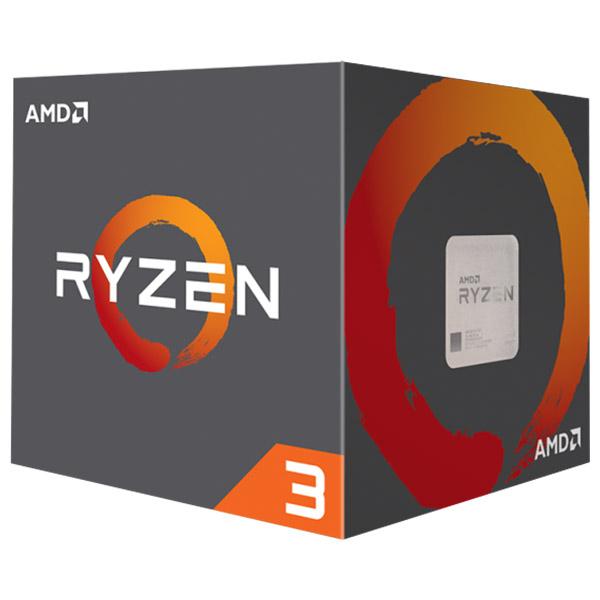 Procesor Amd Ryzen 3 1200, 3.1/3.4 Ghz, 8mb, Yd1200bbaebox