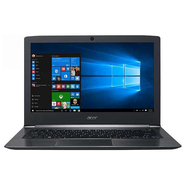 "Laptop Acer Aspire S13 S5-371-514h, Intel® Core™ I5-7200u Pana La 3.1ghz, 13.3"" Full Hd, 8gb, Ssd 256gb, Intel® Hd Graphics 620, Windows 10 Home"