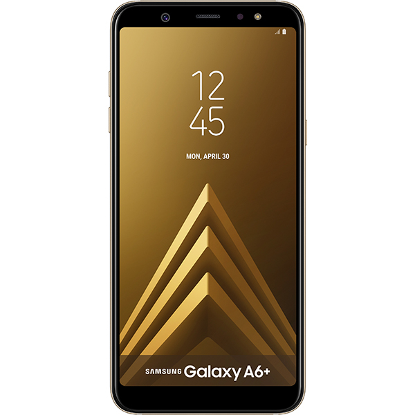 Telefon Samsung Galaxy A6 Plus (2018), 32gb 3gb Ram, Gold