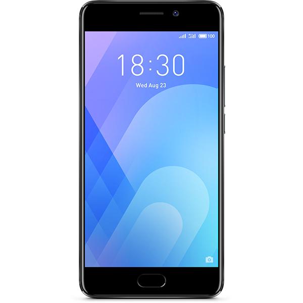 Telefon MEIZU M721H M6 Note Dual Sim, 3GB RAM 16GB, Black