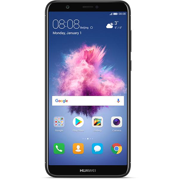 Telefon Huawei P Smart Dual Sim, 32 Gb, Negru