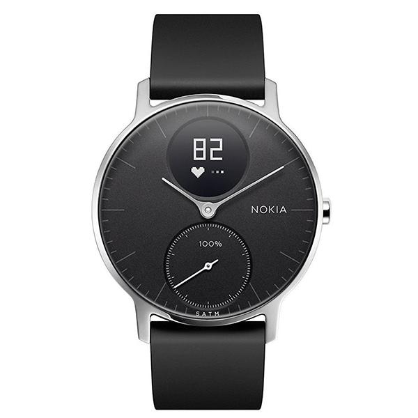 Smartwatch Nokia Steel Hr 36mm, Negru