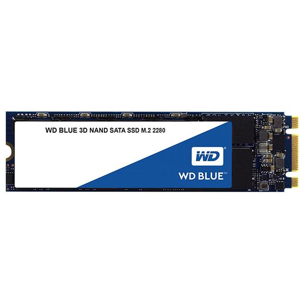 Solid-state Drive Western Digital Blue 500gb, M.2  2280, Wds500g2b0b
