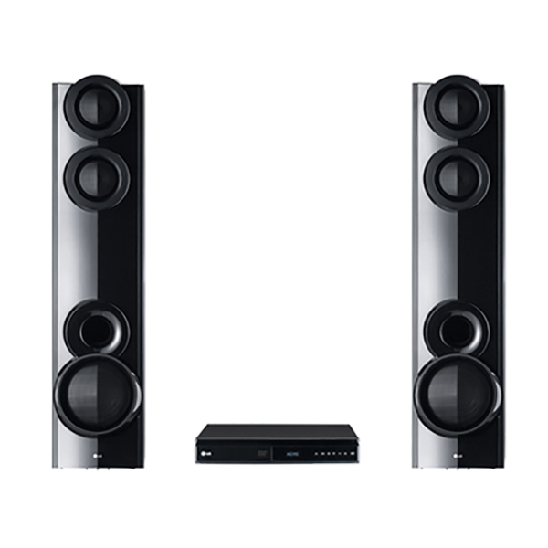 Sistem Home Cinema Bluray 3D 42 LG LHB675 1000W Bluetooth DLNA