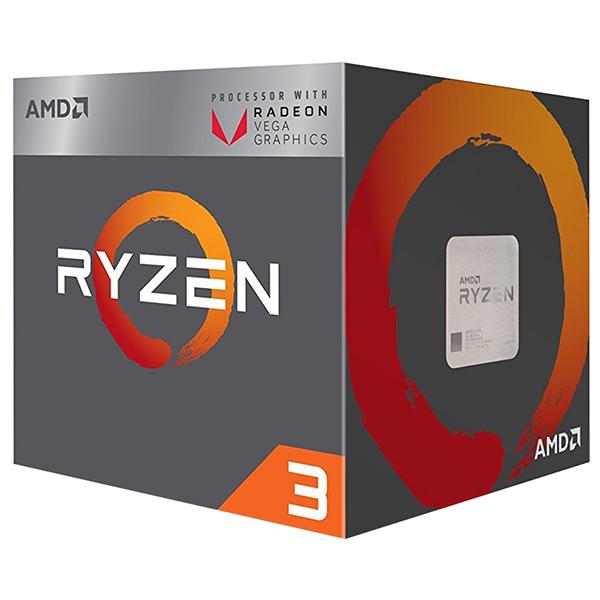 Procesor Amd Ryzen 3 2200g, 3.5ghz/3.7ghz, 6mb, Socket Am4, Yd2200c5fbbox