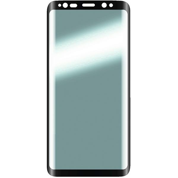Folie de sticla full screen pentru Samsung Galaxy S8 HAMA 178889