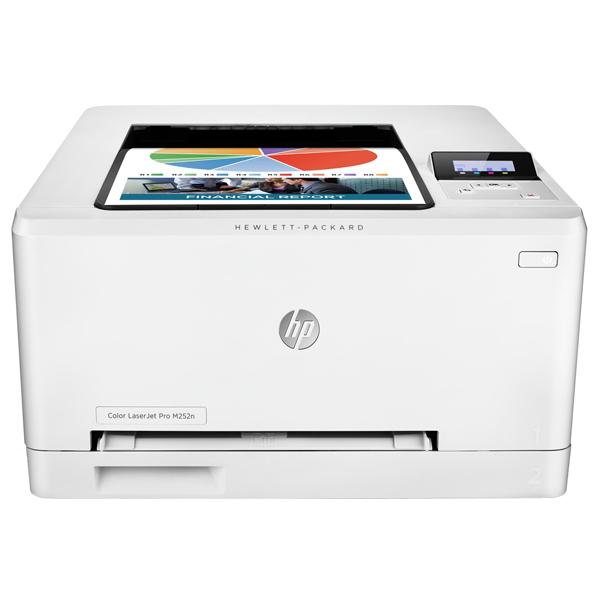 Imprimanta Laser Color Hp Laserjet Pro M252n (b4a21a), A4, Usb, Retea