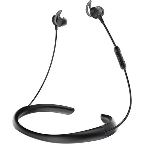 Casti In-ear Wireless Bose Anulare Zgomot Quiet Control 30, Negru