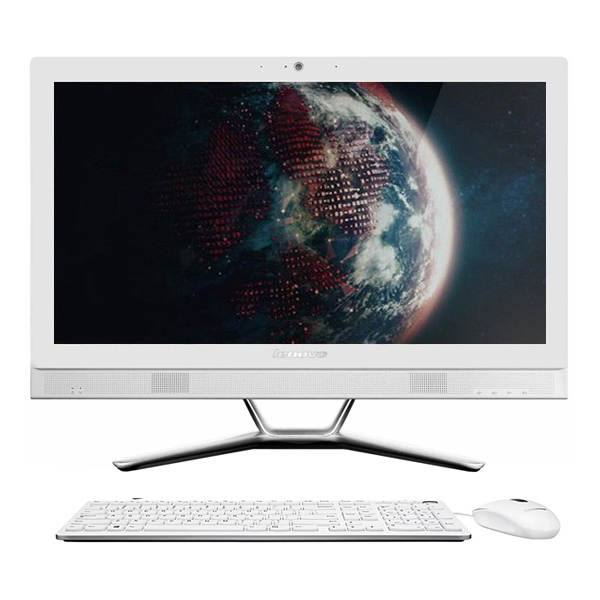 Sistem All in One LENOVO IdeaCentre C470 215 Intel Core i34005U 17GHz 4GB 1TB Intel HD Graphics 4400 Free Dos