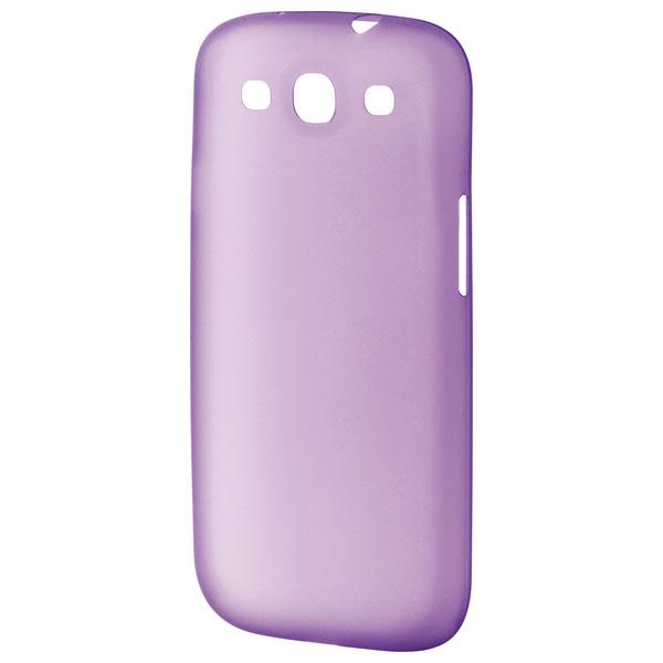 Carcasa de protectie pentru Samsung Galaxy S3 HAMA Slim 108467 Purple