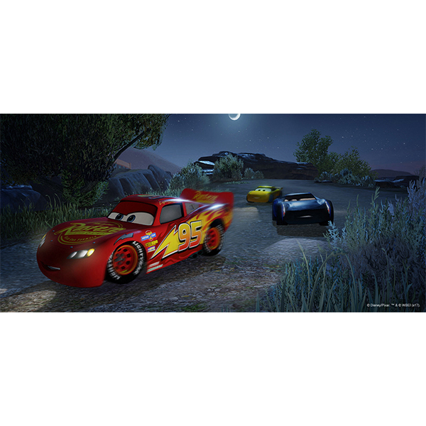 cars 3 driven to win ps4. Black Bedroom Furniture Sets. Home Design Ideas