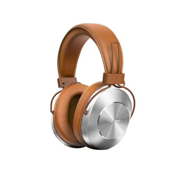 Casti On-ear Cu Microfon Bluetooth Pioneer Se-ms7t-t, Maro