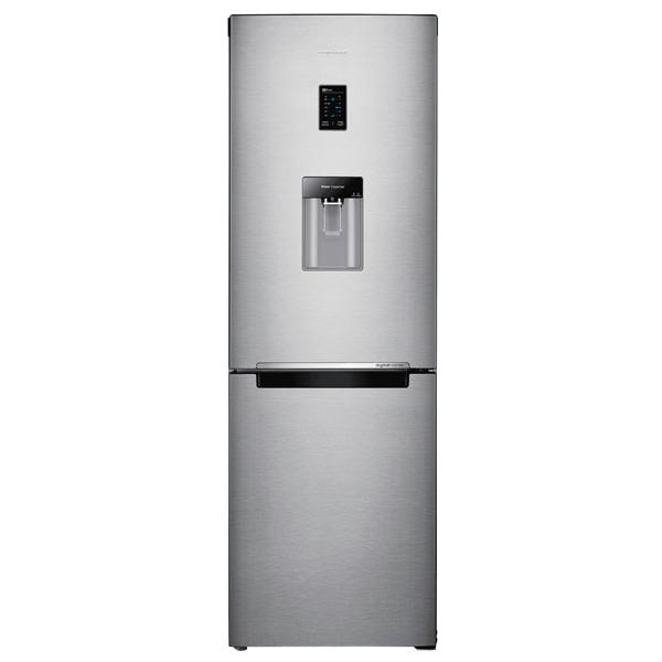 Combina Frigorifica No Frost Samsung Rb31fdrndsa, 310 L, 185 Cm, A+, Argintiu
