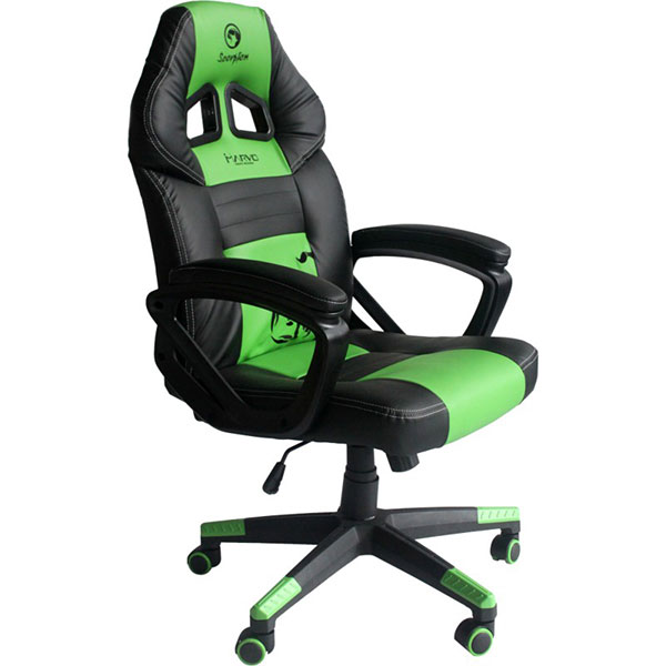 Scaun Gaming Marvo Ch - 105, Green