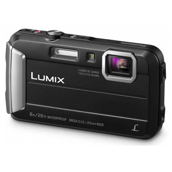 Camera Foto Digitala Panasonic Lumix Dmc-ft30ep-k, 16.1 Mp, 4x, 2.7 Inch, Negru