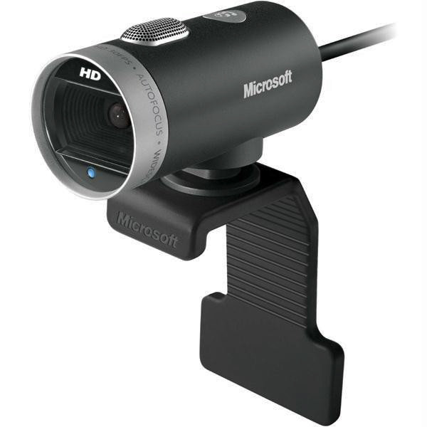 Camera Web MICROSOFT LifeCam Cinema 1280 x 720 pixeli USB 20 negru