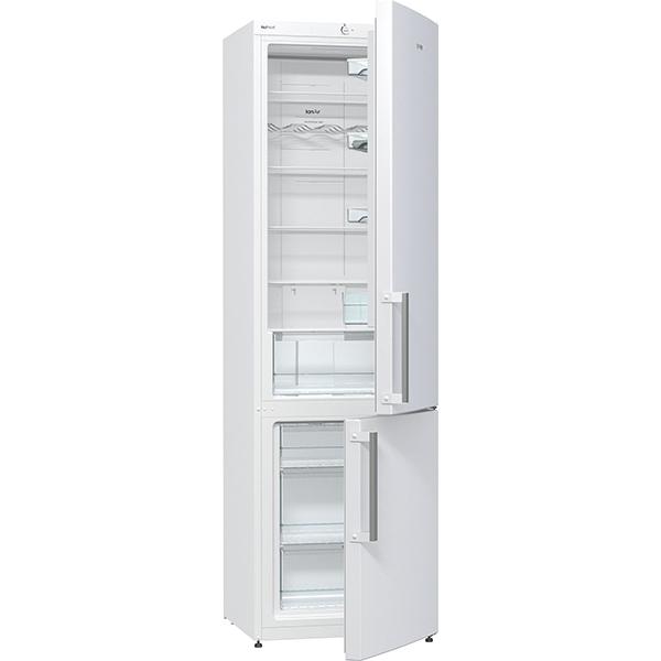 combina frigorifica no frost plus gorenje nrk6201cw 339 l 200 cm a alb. Black Bedroom Furniture Sets. Home Design Ideas