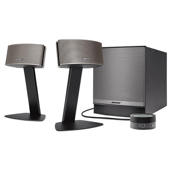 Boxe Audio 2.1 Bose Companion 50, Negru