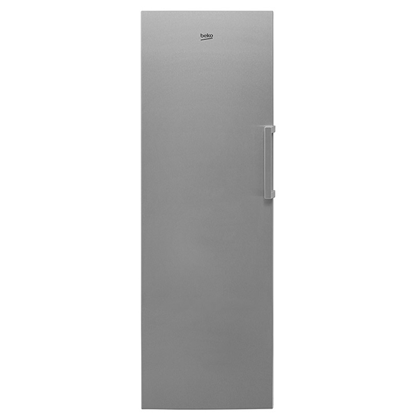 Congelator No Frost Beko Rfna312k21xp, 277 L, 185.3 Cm, A+, Argintiu