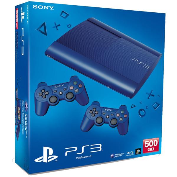 Sony playstation 3 super slim 500gb инструкция
