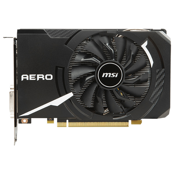 Placa Video Msi Nvidia Geforce Gtx 1060, 6gb Gddr5, 192bit, Gtx 1060 Aero Itx 6g Oc