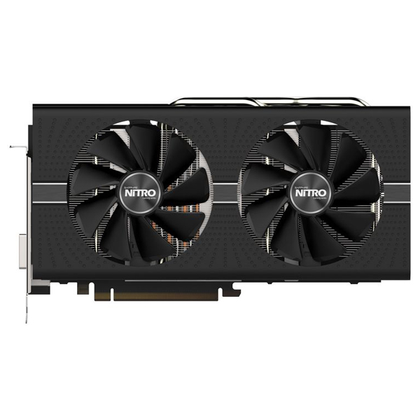 Placa Video Sapphire Nitro+ Amd Radeon™ Rx 580, 8gb Gddr5,  256bit, 11265-01-20g