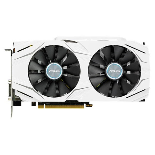 Placa Video Asus Nvidia Geforce Gtx 1060 Dual Oc,  6gb Gdrd5, 192bit, Dual-gtx1060-o6g