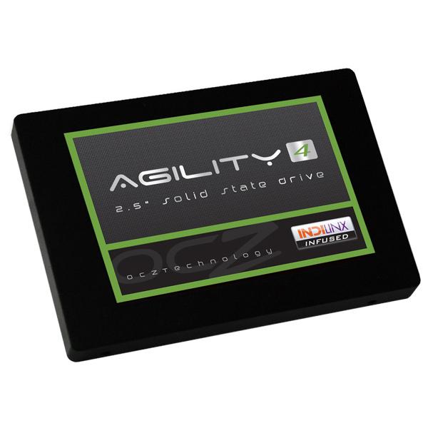 Solid State Drive SSD OCZ Agility 4 AGT425SAT3128G 128GB 25 SATA 3