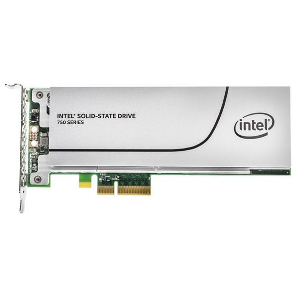 SolidState Disk INTEL Seria 750 400GB PCIExpress Gen3 x4 SSDPEDMW400G4X1