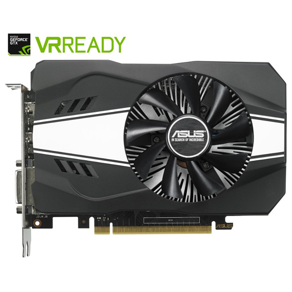 Placa Video Asus Nvidia Geforce Gtx 1060 Phoenix, 3gb Gddr5, 192bit, Ph-gtx1060-3g