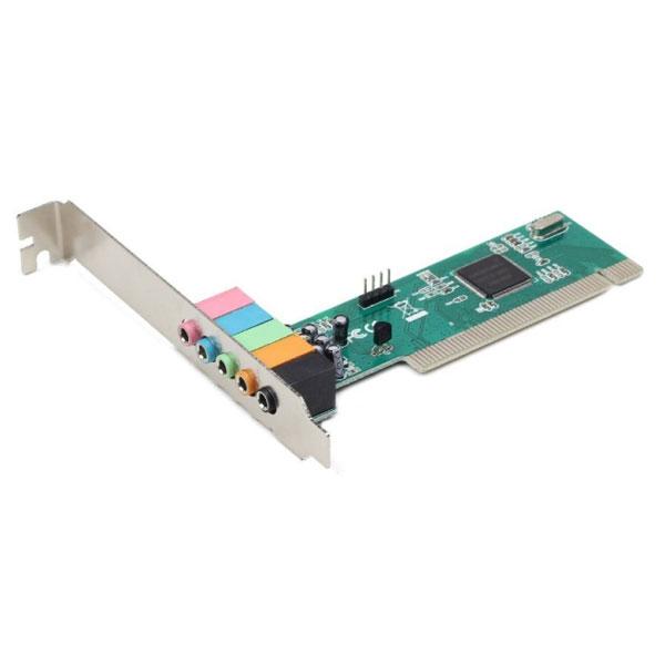 PLACA DE SUNET GEMBIRD 51 RETAIL SC513 PCI