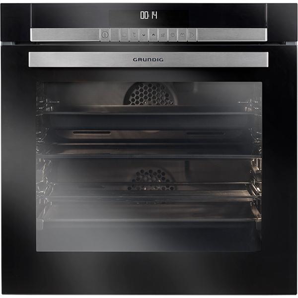 Cuptor Incorporabil Grundig Divide & Cook Gezst 47000 B, Electric, 80l, A