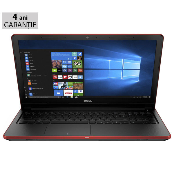 "Laptop DELL Vostro 3568, Intel® Core™ i3-6100U 2.3GHz, 15.6"", 4GB, 500GB, Intel® HD Graphics 520, Windows 10 Home"