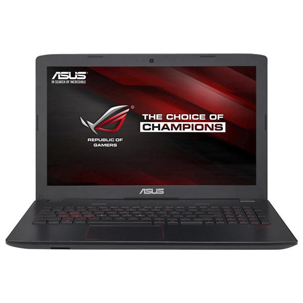 "Laptop ASUS ROG GL552VX-CN059D, Intel® Core™ i7-6700HQ pana la 3.5GHz, 15.6"" Full HD, 8GB, 1TB, nVIDIA GeForce GTX 950M 4GB, Free Dos"