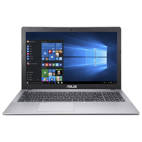 "Laptop ASUS X550VQ-XX009T, Intel® Core™ i5-6300HQ pana la 3.2GHz, 15.6"", 4GB, 1TB, NVIDIA GeForce 940MX 2GB, Windows 10, Blue Gray"
