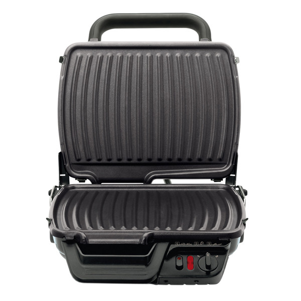 Gratar electric tefal contact grill ultracompact gc3050 2000w argintiu gratare electrice - Grill viande ultra compact tefal ...