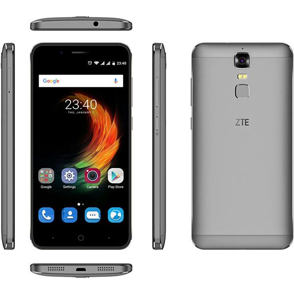 Smartphone dual sim zte blade a610 plus 5 5 13mp 4gb for Coque zte blade a610 plus