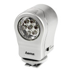 Lampa LED HAMA MAGNUM DIGILIGHT, foto, video
