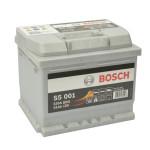 Baterie auto BOSCH 0092S50010, 52AH, 520A