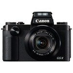 Camera foto digitala CANON PowerShot G5 X, 20.2Mp, 4.2x, 3 inch, Black