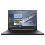 "Laptop LENOVO 100-15IBD, Intel® Core™ i5-4288U pana la 3.1GHz, 15.6"", 8GB, SSD 256GB, Intel® Iris™ Graphics 5100, Windows 10 Home"