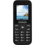 Telefon mobil ALCATEL 1052G Black