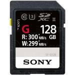 Card de memorie SD 128GB SONY R300/s W299/s SFG1G