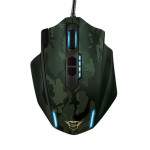 Mouse Gaming GXT 155C Verde Camuflat