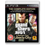Grand Thef Auto 4 Complete Edition PS3
