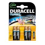 Baterii alcaline DURACELL Turbo Star Wars AAA, 4 bucati