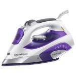 Fier de calcat RUSSELL HOBBS Extreme Glide 21530-56, 150g/min, 2400W, alb-violet