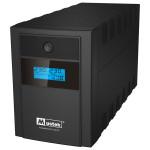 Unitate UPS MUSTEK PowerMust 2212 LCD, IEC