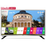Televizor LED Smart Full HD, 80cm, LG 32LJ590U, gri